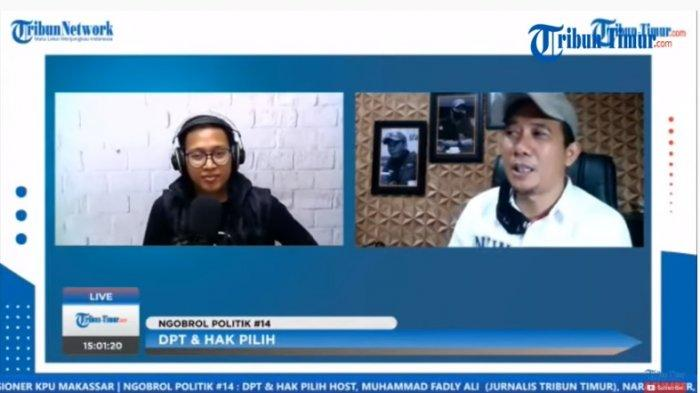 KPU Evaluasi Data Pemilih di Pilwali Makassar 2020, Appi-Rahman Ternyata Cuma Menang di Manggala