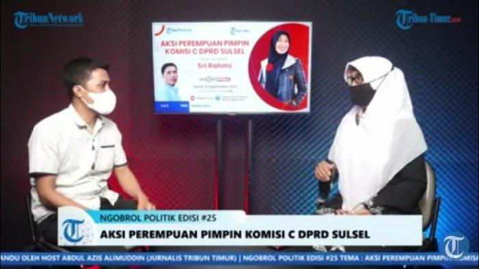 Dua Periode di DPRD Makassar dan Sulsel, Sri Rahmi Target Lolos Senayan Pileg 2024