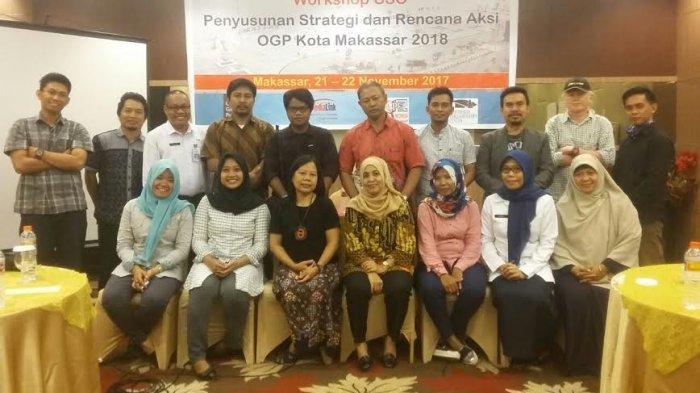 Ngo Hasilkan Lima Rencana Aksi Untuk Ogp Kota Makassar Tribun Timur