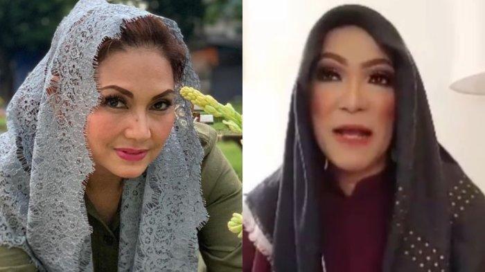 Kabar Buruk Penyanyi Lawas Nia Daniati, Dorce Gamalama Sebut karena Kualat, Cerita Sebenarnya?