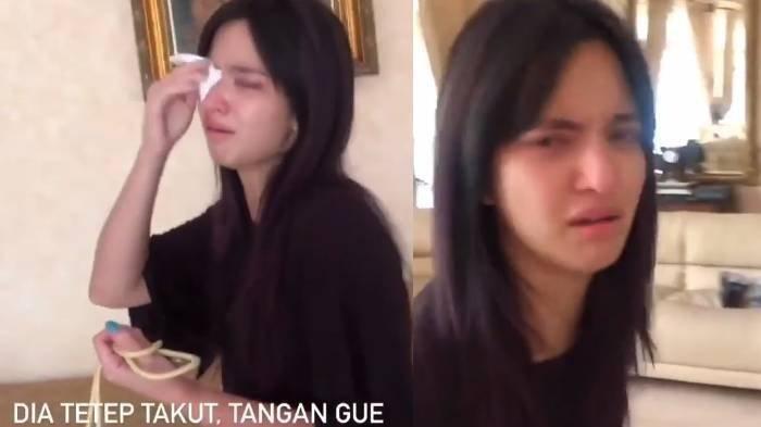 Tangis Nia Ramadhani Pecah Tak Tahan Dihujat Gegara TikTok Awards, ini yang Dilakukan Ardi Bakrie