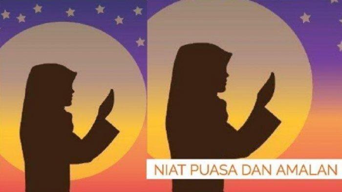 Lafaz Niat Puasa & Jadwal Imsak 4 Ramadhan 1441 H Wilayah Jakarta, Bandung, Medan,Surabaya, Makassar