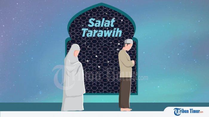 Niat Sholat Tarawih & Bacaan Surat Pendek Malam 16 sampai Malam Terakhir Ramadhan Lengkap Urutannya