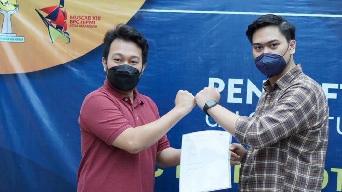Nidal Rusdin Ungkap Alasan Maju di Bursa Ketua HIPMI Makassar