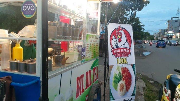 Nikmatnya Ayam Jontor di Jl Cendrawasih, Harga Merakyat Milik Putra Aditya