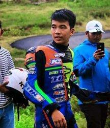 Profil Ninsar Syabir, Rider Asal Pinrang Lolos Seleksi Red Bull MotoGP Rookies Cup 2022