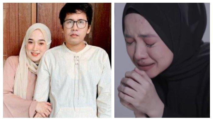 Cara Nissa Sabyan Hindari Wartawan, Minta Driver Ojol Lempar Paketnya ke Dalam Rumah