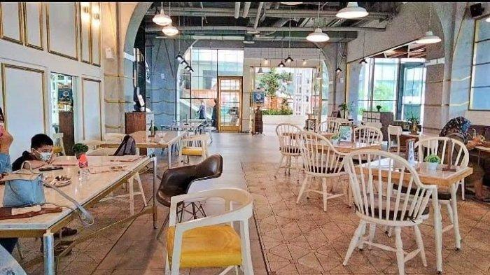 Nasi Kuning Paru Khas Makassar Segera Hadir di Gastros Nipah Mall, Nikmati Kafe Bergaya Industrial