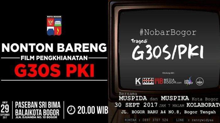 NONTON Film G30S PKI TV One Malam Ini Pukul 21.00, Cek Faktak-fakta Kekejaman Pemeberontakan PKI