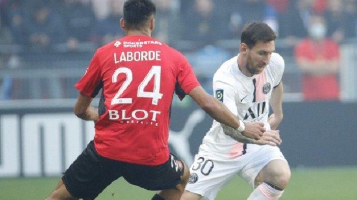 Messi & Mbappe Main Full Tapi PSG Dihancurkan Rennes Simak Jalannya Pertandingan dan Cuplikan Gol