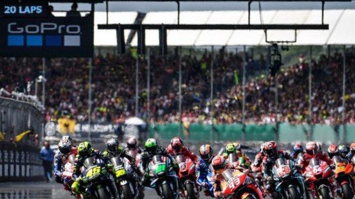 Sedang Berlangsung Live Streaming TV Online MotoGP Jerman 2021, Nonton Gratis via HP Sekarang!