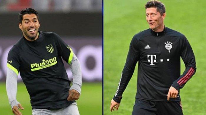 NONTON TV ONLINE Bayern Munchen vs Atletico Madrid di Liga Champions Link Live Streaming Vidio.com