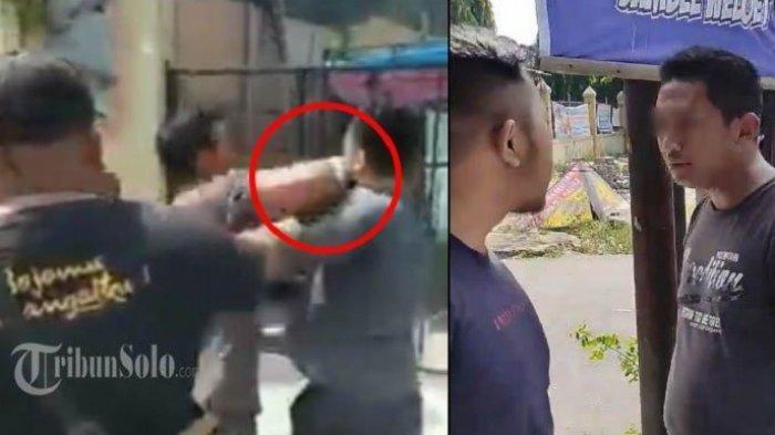 Mengaku TNI Lalu Mengamuk, Pria Ini Minta Maaf Karena Didatangi Orang Berpangkat Lebih Tinggi