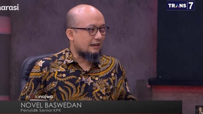 Kecewanya Novel Baswedan tentang KPK, 'Potret Pemberantasan Korupsi Negeri Ini #BeraniJujurPecat'