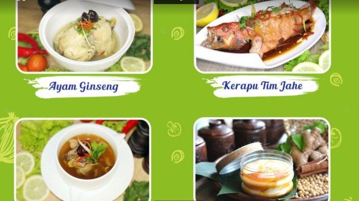 Menu Sehat Ala Novotel Makassar Mulai Rp 30 Ribu