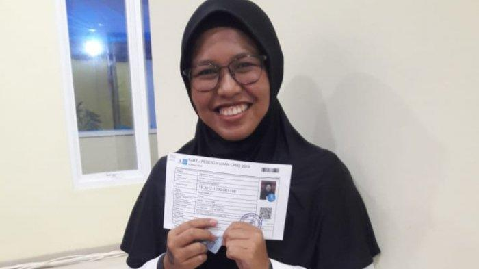 Ini Tips Guru Swasta Pinrang, Pemilik Rekor CAT Tertinggi Sementara TKD CPNS Kemenag Sulsel