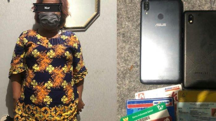 Terduga Pelaku Hipnotis di Jl Perintis Kemerdekaan Makassar Ditangkap
