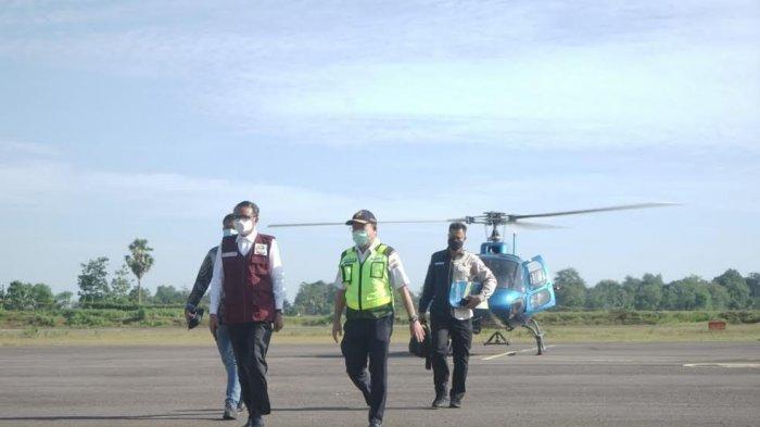 Gubernur Sulsel Janji Kembangkan Bandara Arung Palakka Bone