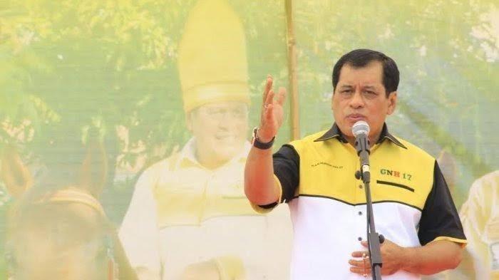 Bukan Danny Pomanto, DPP Golkar Tetapkan Irman Yasin Limpo Sebagai Calon Wali Kota Makassar