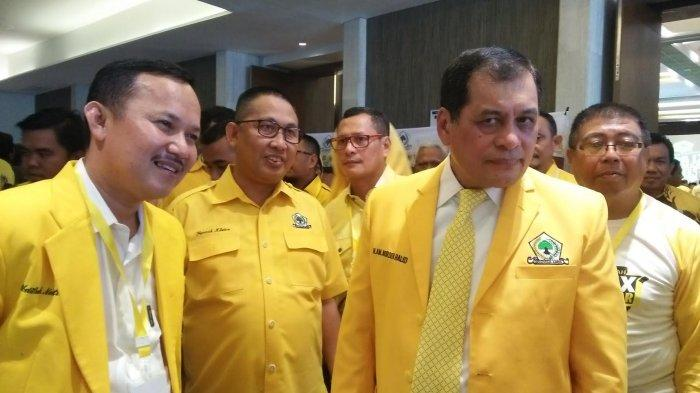 NH Gelorakan Empat Strategi Menangkan Golkar di Pilgub Sulsel 2024