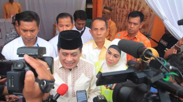 Hasil Rekap C1, NH-Aziz Klaim Unggul di 14 Kabupaten Sulsel