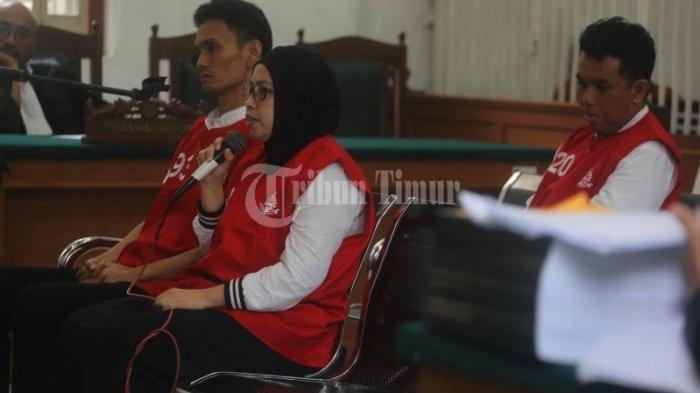 Di Hadapan Hakim, Istri Bos Abu Tours Ceritakan Perjalanan Hidupnya - nures.jpg