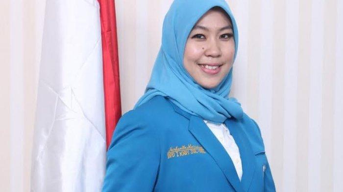 Alasan Kanita Kahfi Bertarung Perebutkan Ketua KNPI Sulsel