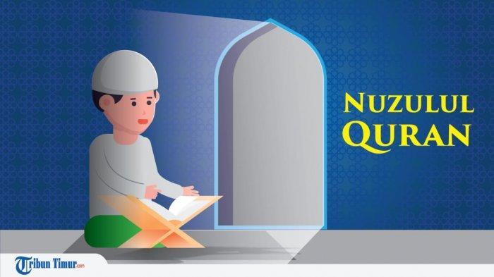 Doa Malam Nuzulul Quran, Jatuh Pada 17 Ramadan 1441 H/ 9 Mei 2020 Lengkap Sejarah Turunya Alquran