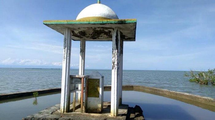 Tak Terawat, Begini Kondisi Terkini Monumen Datuk Sulaeman Luwu
