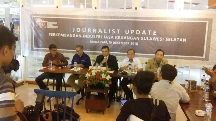 OJK Gelar Journalist Update, Zulmi: Oktober Aset Perbankan Tumbuh 5,6%