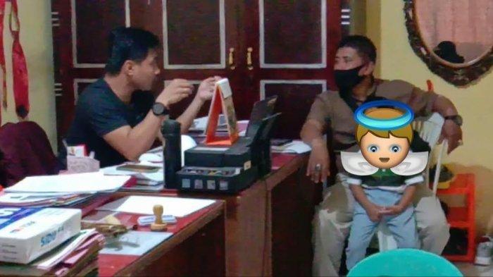 Diduga Cemarkan Nama Baik Kepala Desa, LSM di Jeneponto Diperiksa Polisi