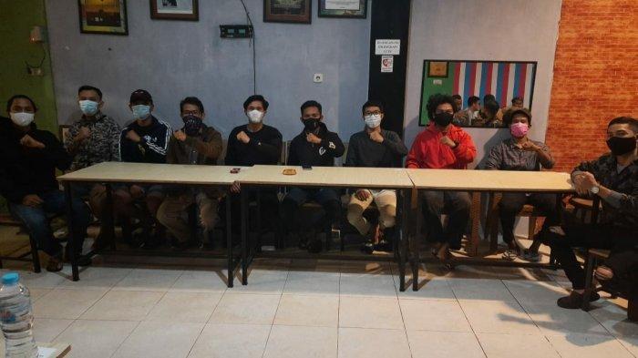 Bursa Calon Ketua KNPI Gowa, Organisasi Pemuda Deklarasikan Fitra Syahdanul