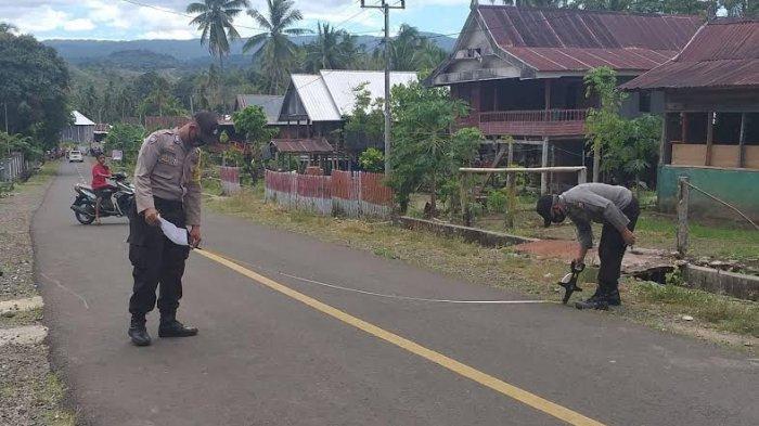 Kecelakaan di Desa Sangengpalie Bone, Satu Orang Meninggal Dunia Saat Hendak ke Masjid