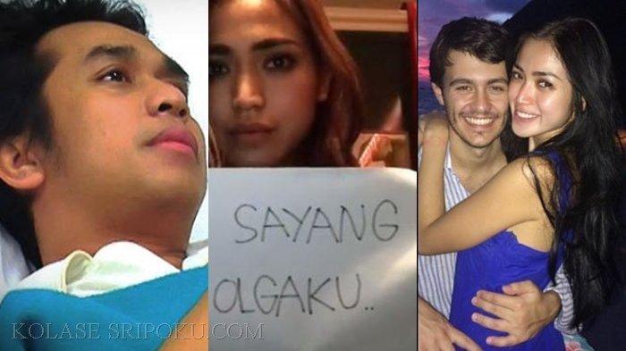 Seperti Sudah Diramal Alm Olga Syahputra Nasib Percintaan Jessica Iskandar,Tak Disangka Isi Pesannya