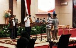 Besok, Ombas-Dedy Dilantik Jadi Bupati dan Wakil Bupati Toraja Utara