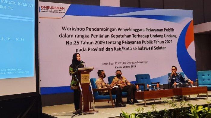 Ombudsman Undang Bupati Luwu Utara Jadi Succes Story Patuh Pelayanan Publik