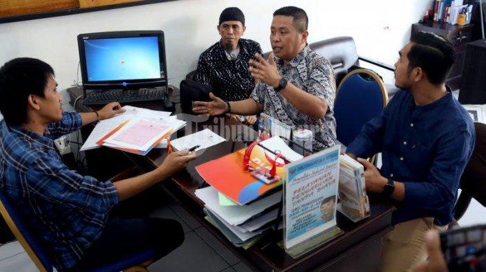 Eks Komisioner KPU Palopo Adukan Panwaslu Palopo dan DKPP ke Ombudsman