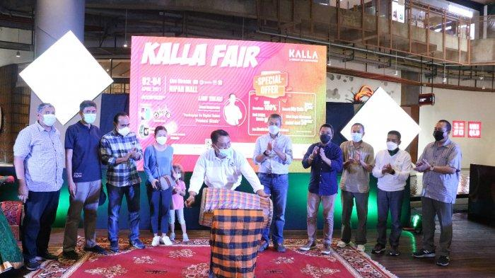Kalla Fair Vol 3 2021 Banjir Promo dan Mudahkan Masyarakat Akses Produk dan Layanan di Nipah Mall