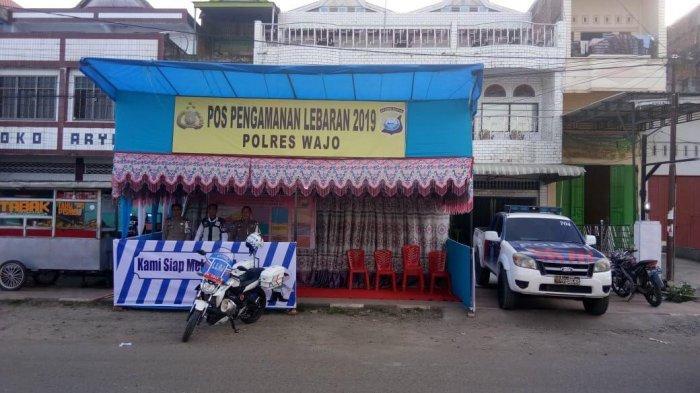 5 Titik Pos Operasi Ketupat di Kabupaten Wajo, Lihat Lokasinya!