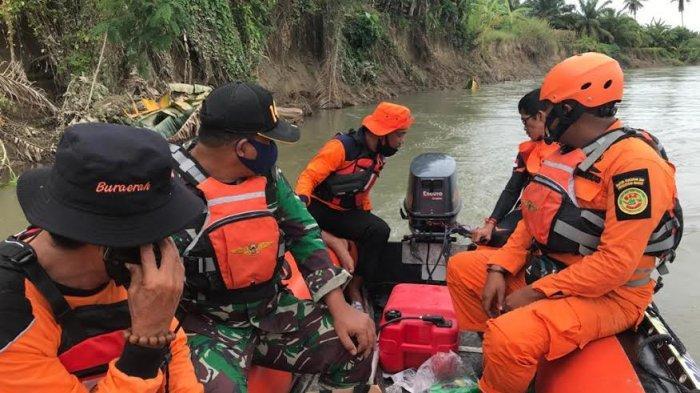 Hingga Hari ke-3 Operasi SAR, Warga Mateng yang Hilang di Sungai Budong-budong Belum Ditemukan