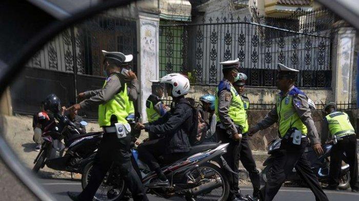 Jadwal Polisi se-Indonesia Operasi Zebra 2020, Pengendara yang Diincar, Tak Pakai Masker Ditilang?