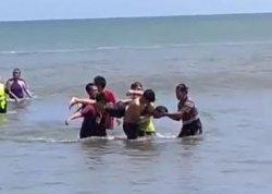 Warga Toraja yang Tenggelam di Pantai Harapan Ammani Pinrang Diduga Punya Penyakit Asma