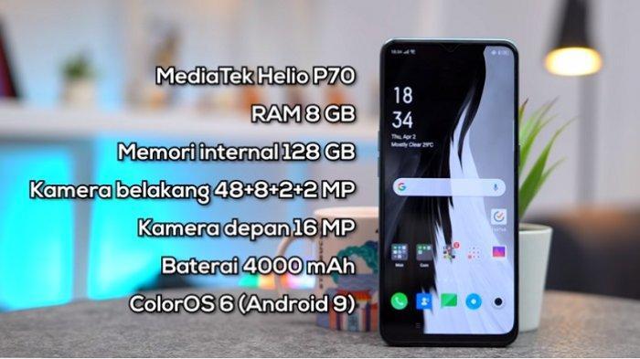 Daftar Harga Hp Oppo A Series Terbaru 2021, Termurah Rp 1 Jutaan dan Tertinggi Hanya Rp 3 Jutaan