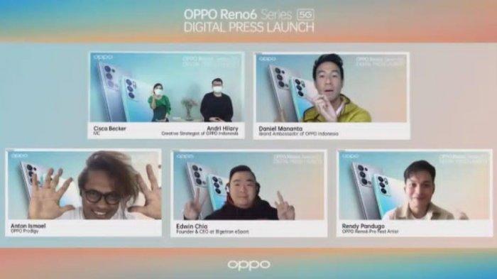 OPPO Reno6 Series 5G Resmi Diluncurkan di Indonesia, Cek Fitur dan Harganya