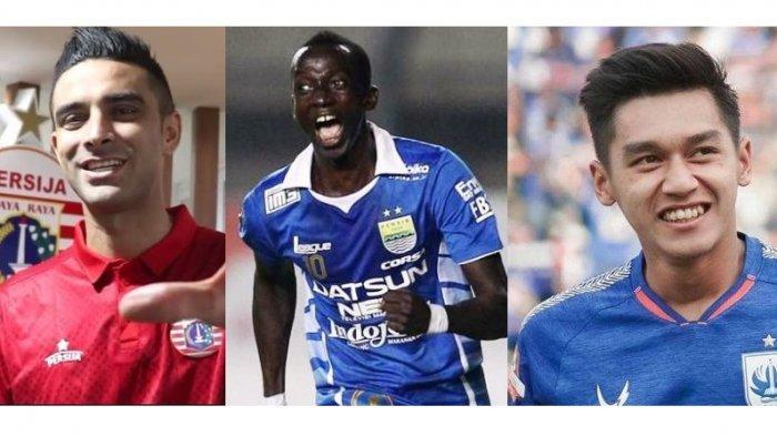 Simak 11 Klub Liga 1 Rekrut Pemain Asing Sementara - Persib Persija PSM Persebaya Bali United dll