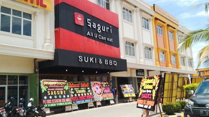 Suki & Grill Kini Bisa Dinikmati di Grand Mall Maros, Harganya Hanya Rp75 Ribu/Orang