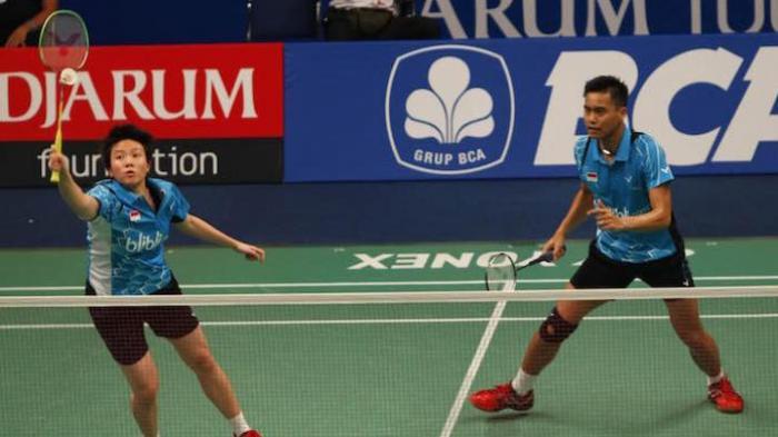 Ini Jadwal Final BCA Indonesia Open 2017, Liliyana/Tontowi Hadapi Unggulan Pertama China