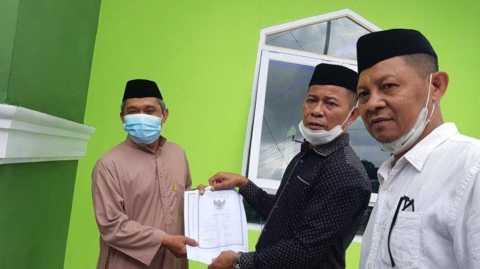 Masjid untuk Warga di Green Marannu Land Diresmikan, Biaya Pembangunan Ditanggung Developer PT HAP
