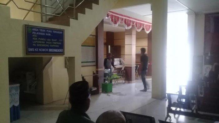 Temukan Pungli di Pengadilan Agama Sidrap, Hubungi Nomor Ini