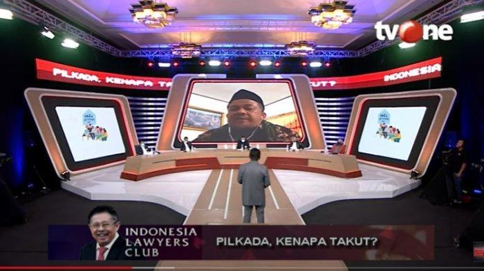 ILC 22 September Karni Ilyas Penasaran Kenapa Fahri Hamzah Dukung Gibran Anak Jokowi di Pilkada Solo